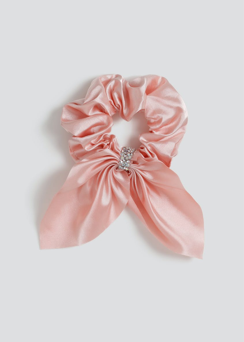 Girls Satin Scrunchie