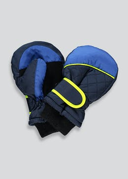Boys Ski Mittens (3-6yrs)