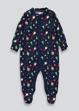 Unisex Gnome Baby Grow (Tiny Baby-23mths)