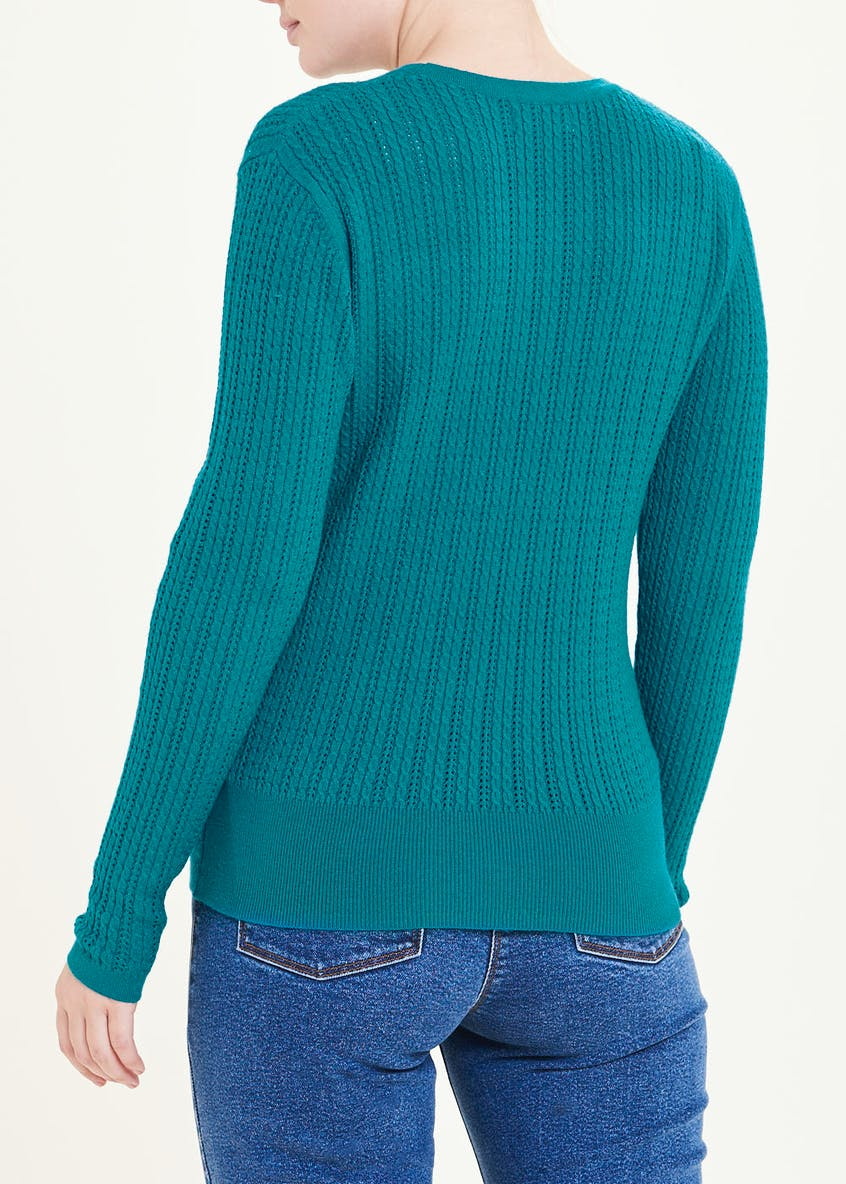 Baby Cable Stitch Jumper