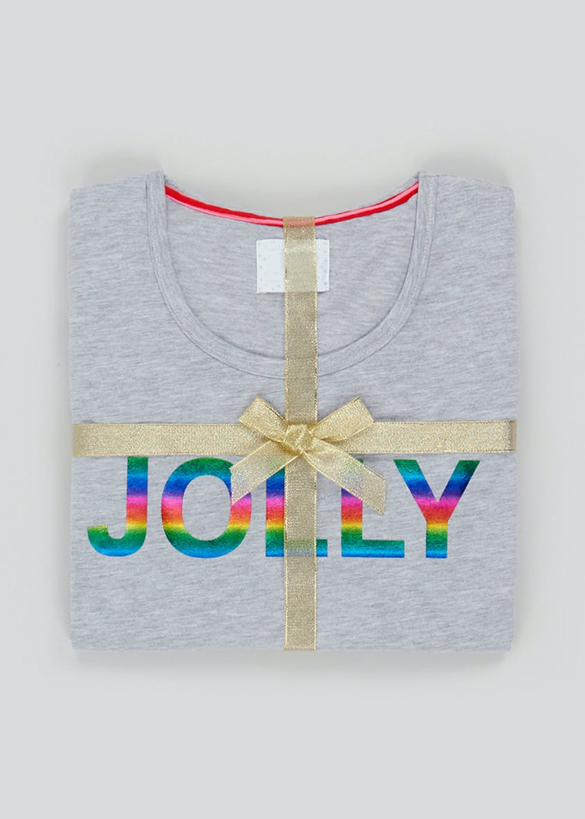 Jolly Stripe Pyjama Set