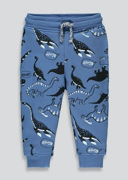 Boys Dinosaur Print Jogging Bottoms (9mths-6yrs)