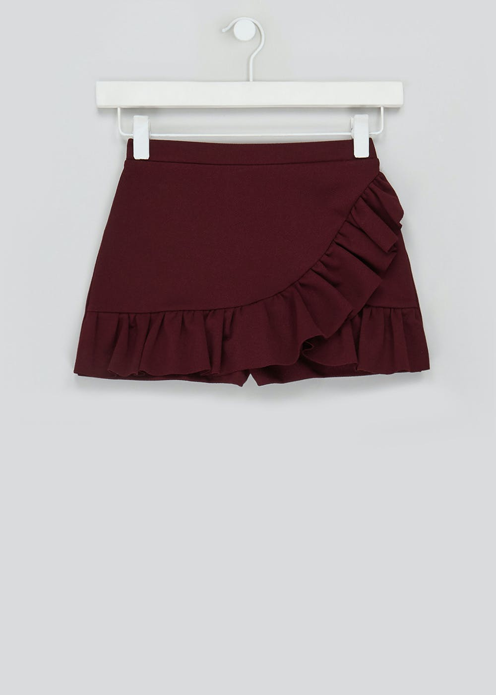 Girls Candy Couture Frill Co Ord Skort (9 16yrs) by Matalan