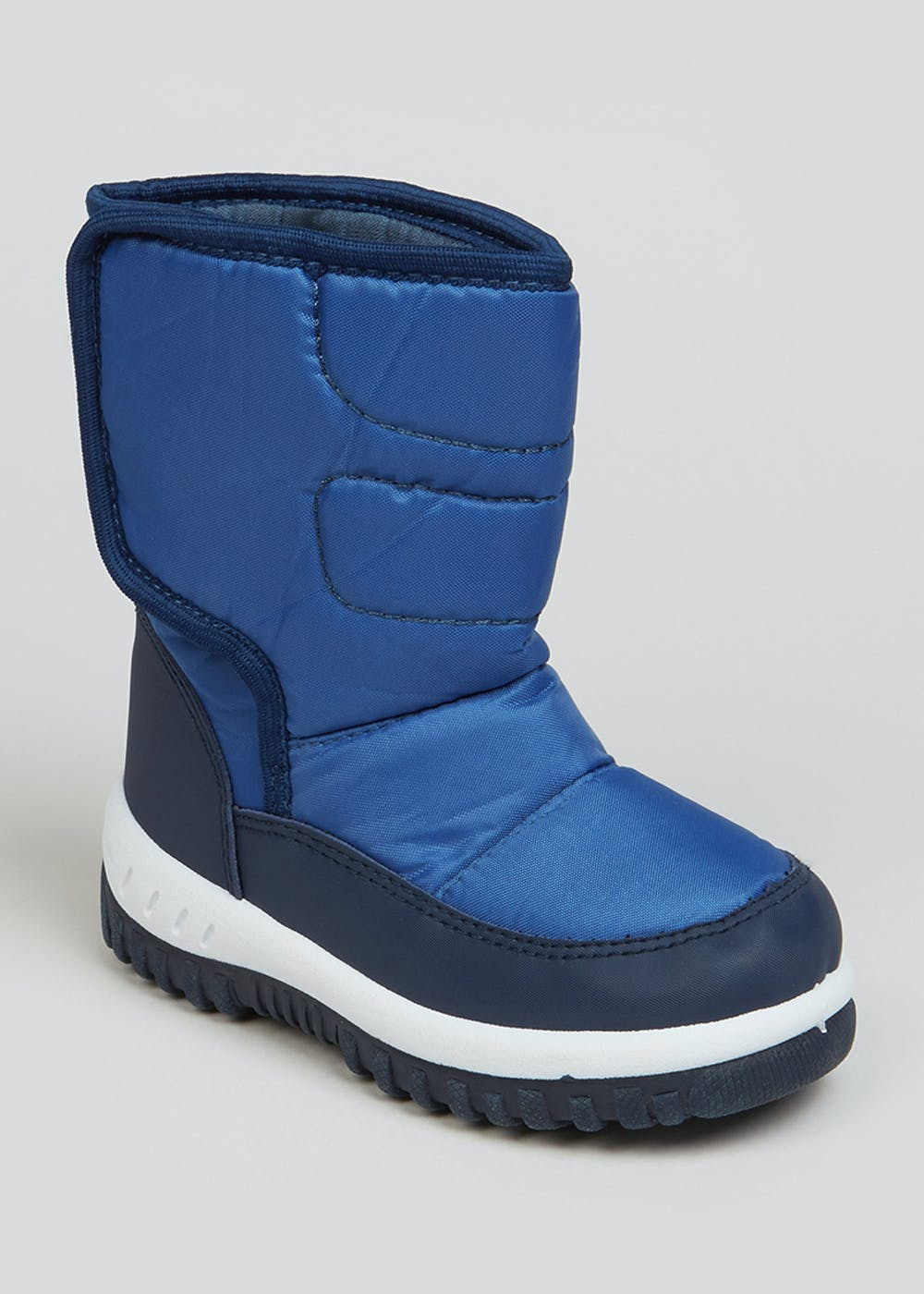 Boys Blue Snow Boots (Younger 4-12