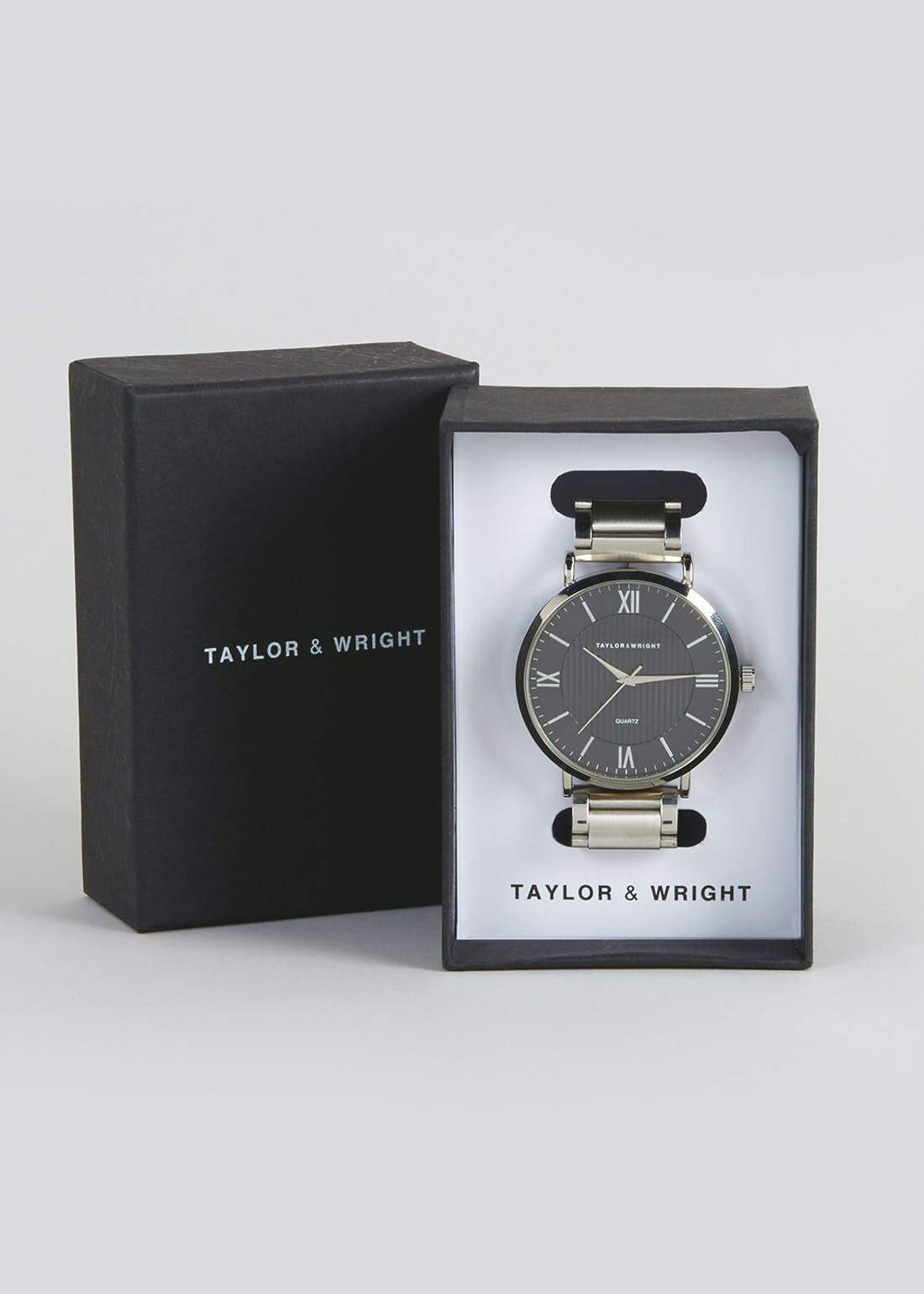 Taylor & Wright Steel Bracelet Quartz Watch