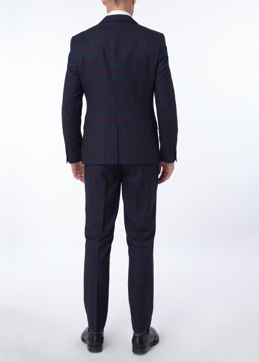 Broken Stitch Coniston Slim Fit Suit Jacket