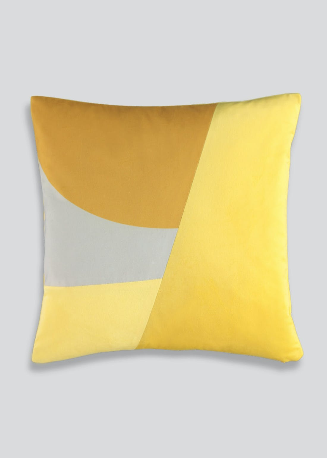 Colour Block Cushion (46cm x 46cm)