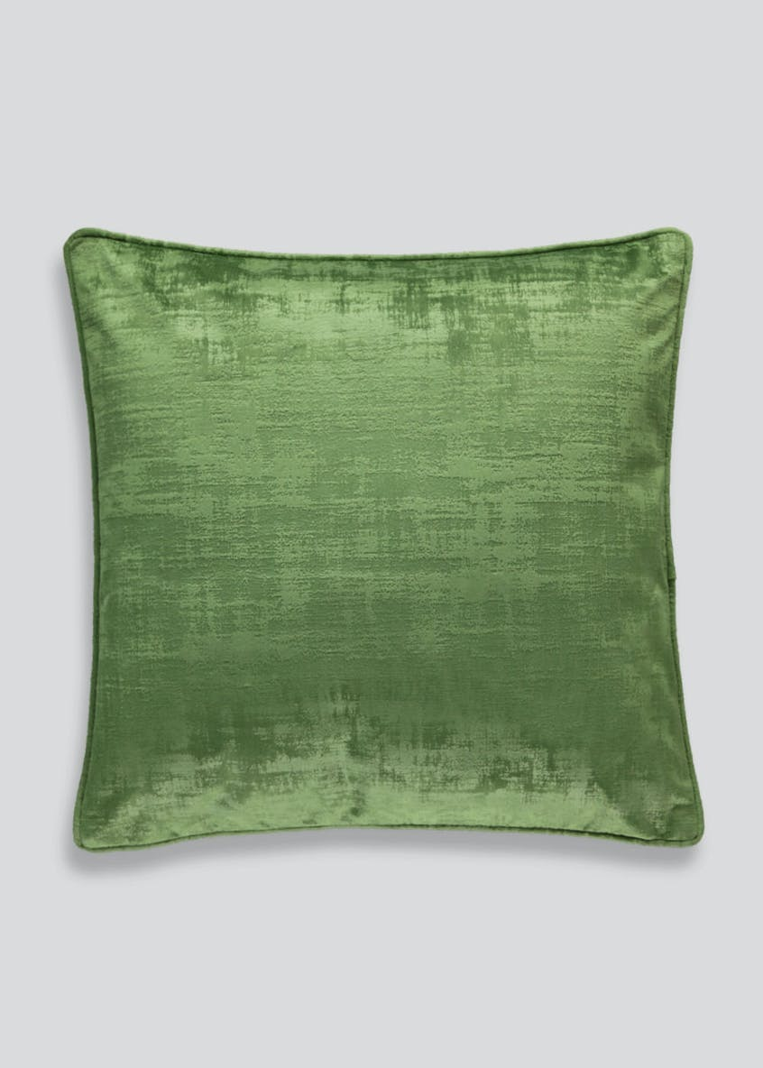 Textured Velvet Cushion (50cm x 50cm)