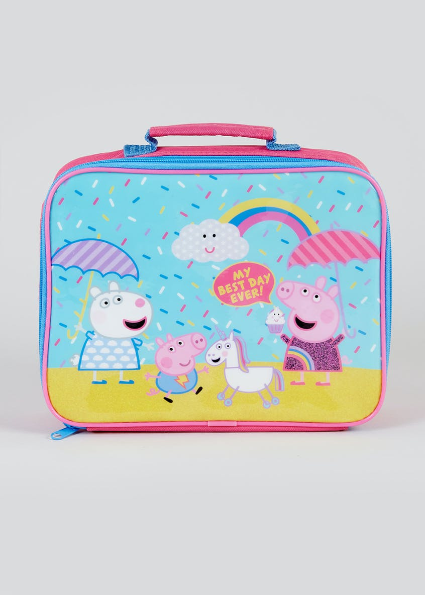Peppa Pig Lunch Bag (25cm x 20cm x 7cm)