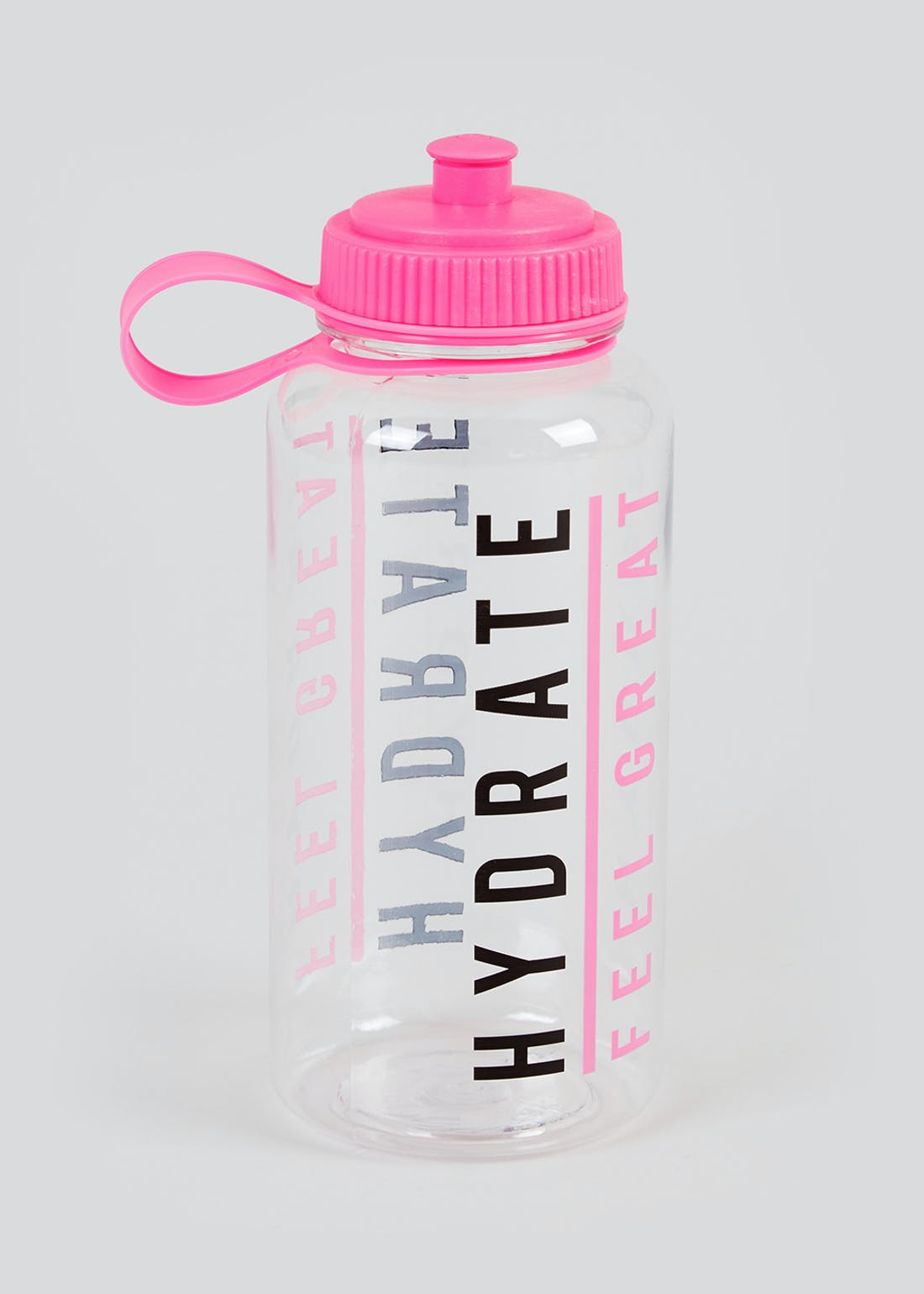 Hydrate Feel Great Water Bottle (1L)
