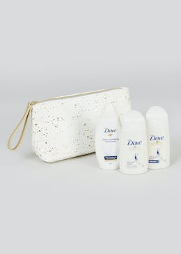 Dove Nourish Makeup Bag Gift Set (18cm x 9cm x 4.5cm)