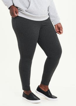 Papaya Curve Textured Leggings