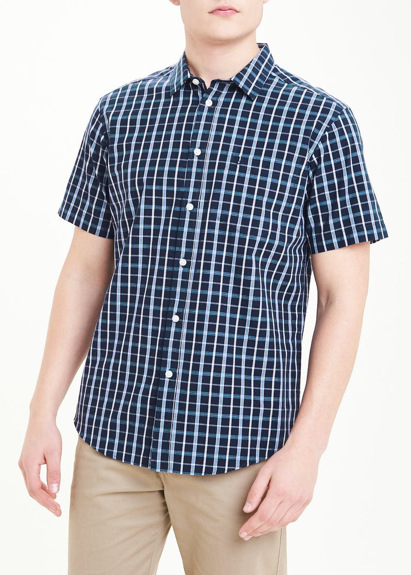 Lincoln Short Sleeve Check Shirt