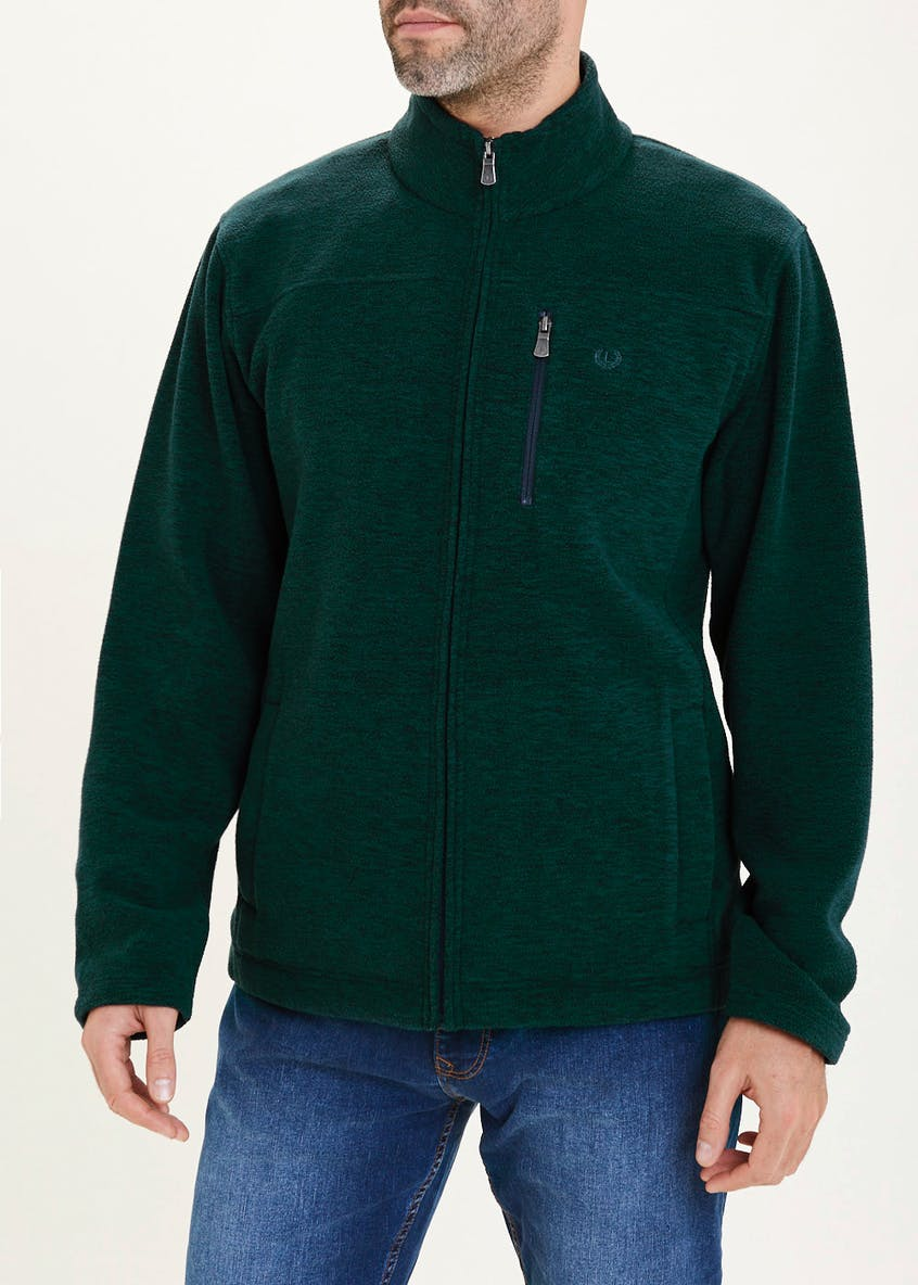 Lincoln Active Green Fleece