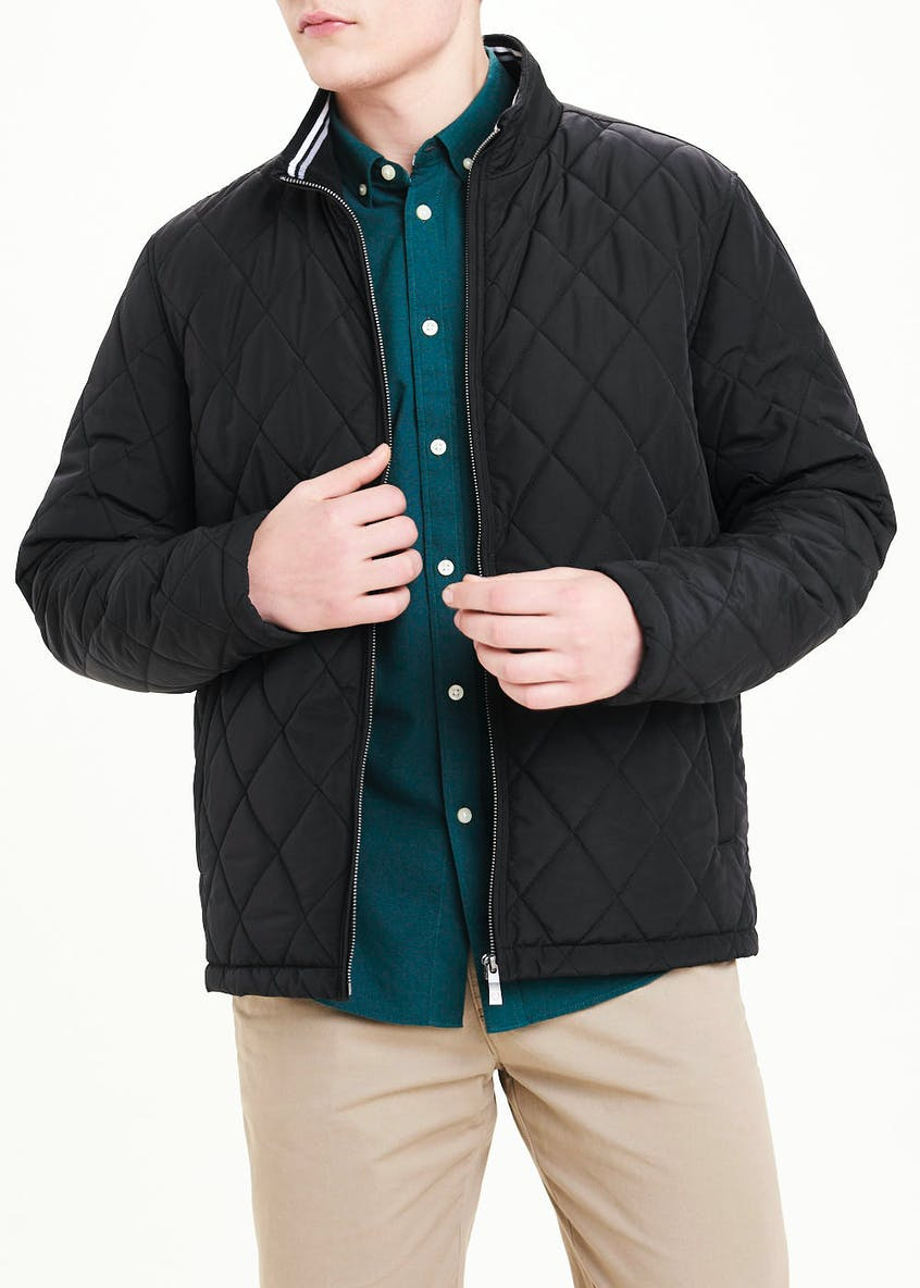 Lincoln Quilted Jacket