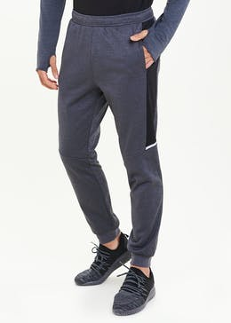 Souluxe Grey Contrast Jogging Bottoms