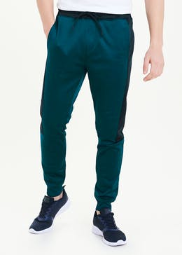 US Athletic Tonal Panel Jogging Bottoms