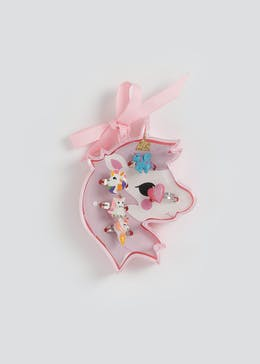 Girls Unicorn Ring Box