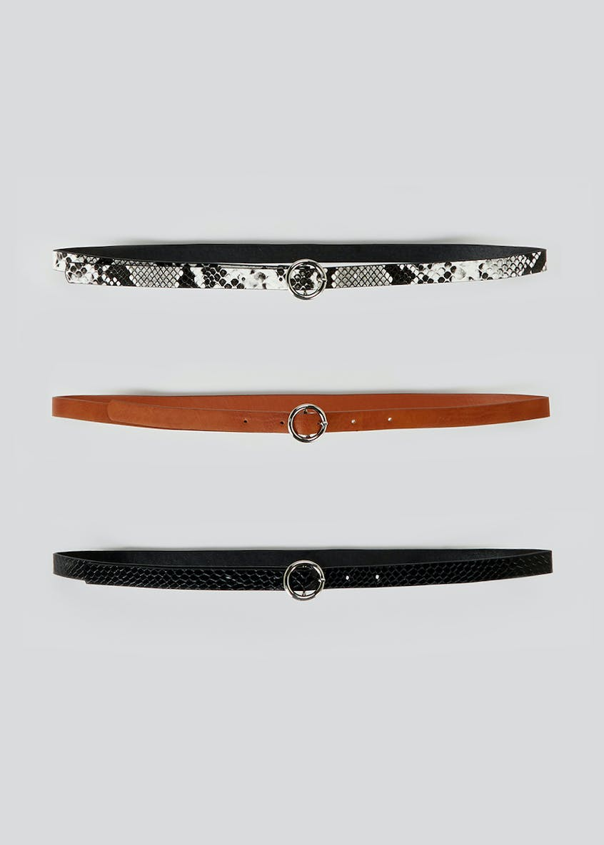 3 Pack Belts