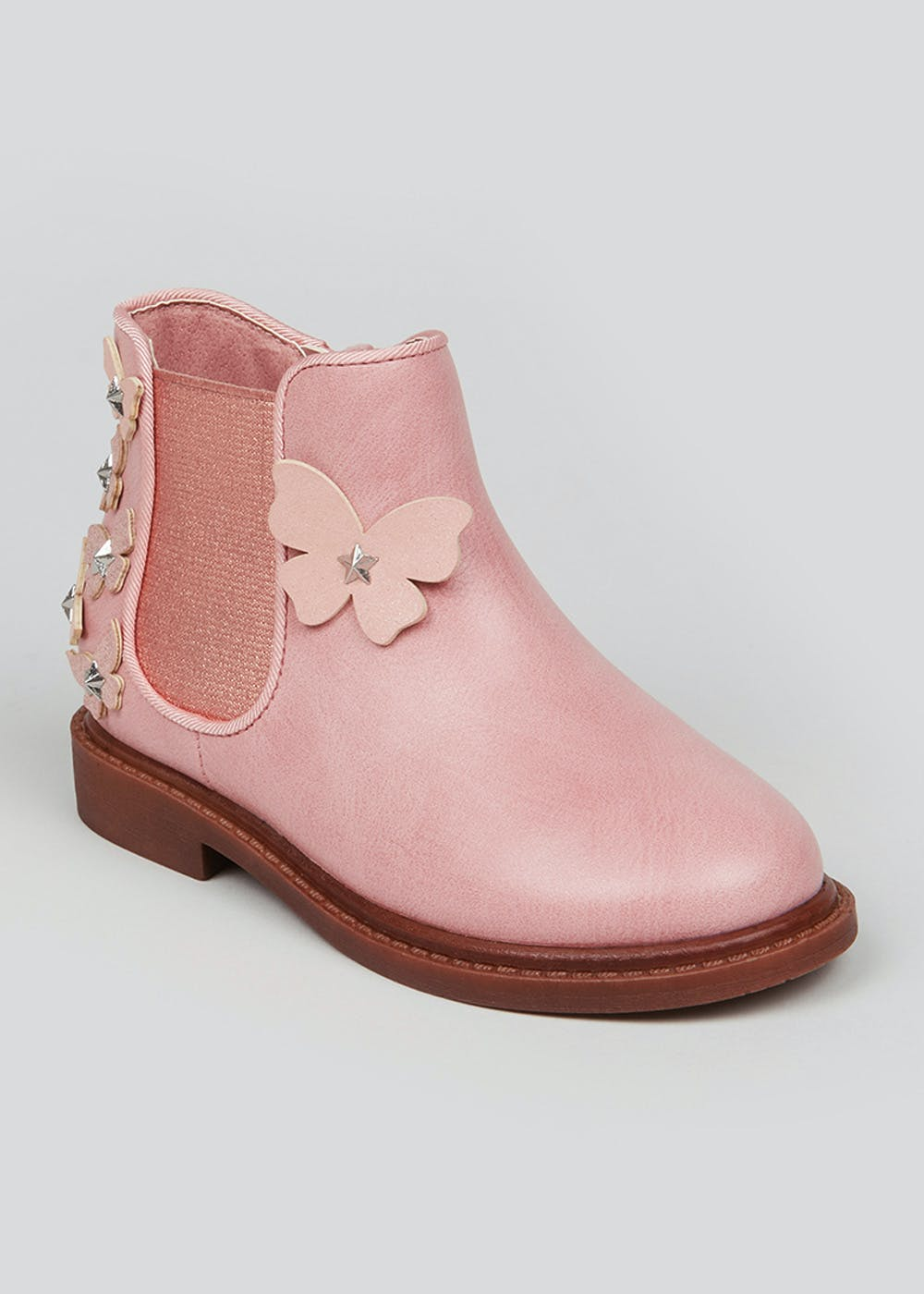 SIZE 11,12,13,1,2,3,4,5 NEW ARRIVALS GIRLS PINK SEQUIN DUCK BOOTS