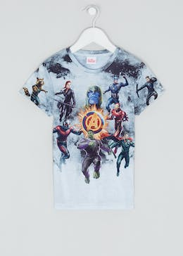 Kids Avengers T-Shirt (12mths-7yrs)
