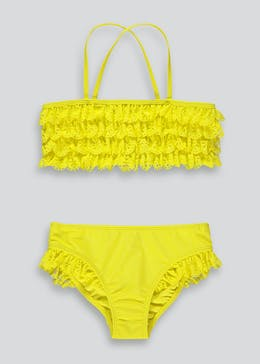 Girls Frill Layer Bikini Set (4-13yrs)