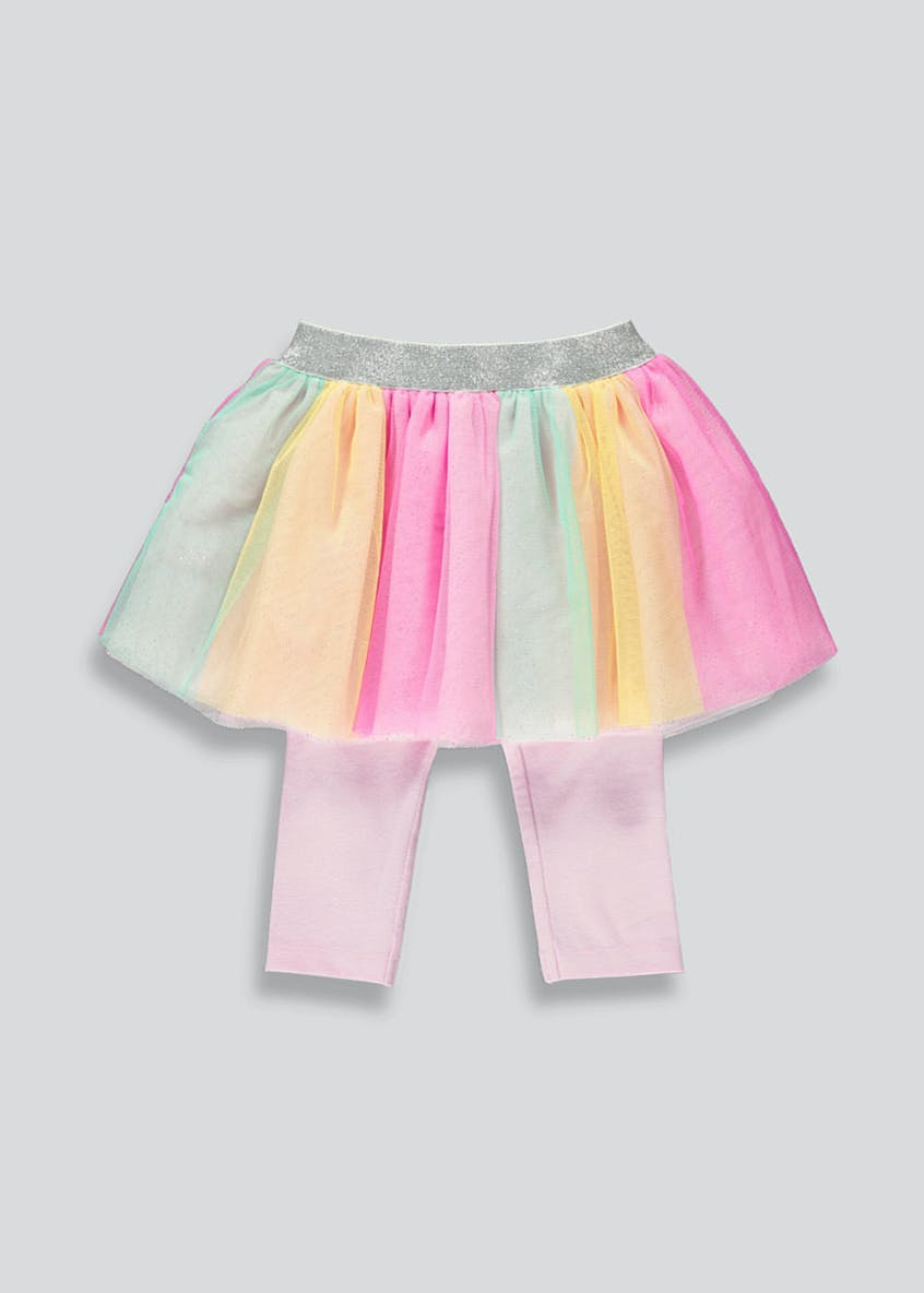 Girls Tutu & Leggings (9mths-6yrs)
