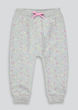 Girls Skinny Jogging Bottoms (9mths-6yrs)