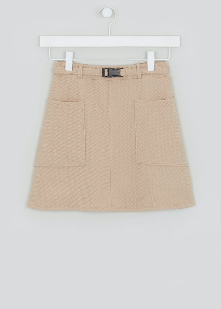 Girls Candy Couture X Utility Skirt (9-16yrs)