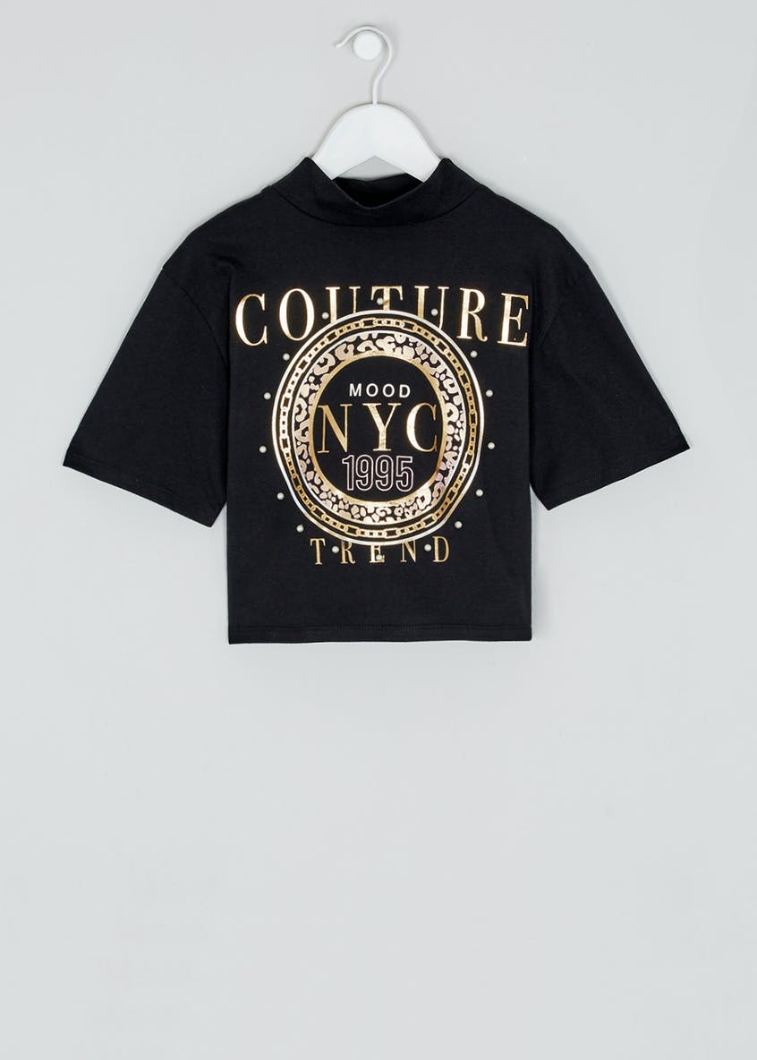 Girls Candy Couture NYC T-Shirt (9-16yrs)