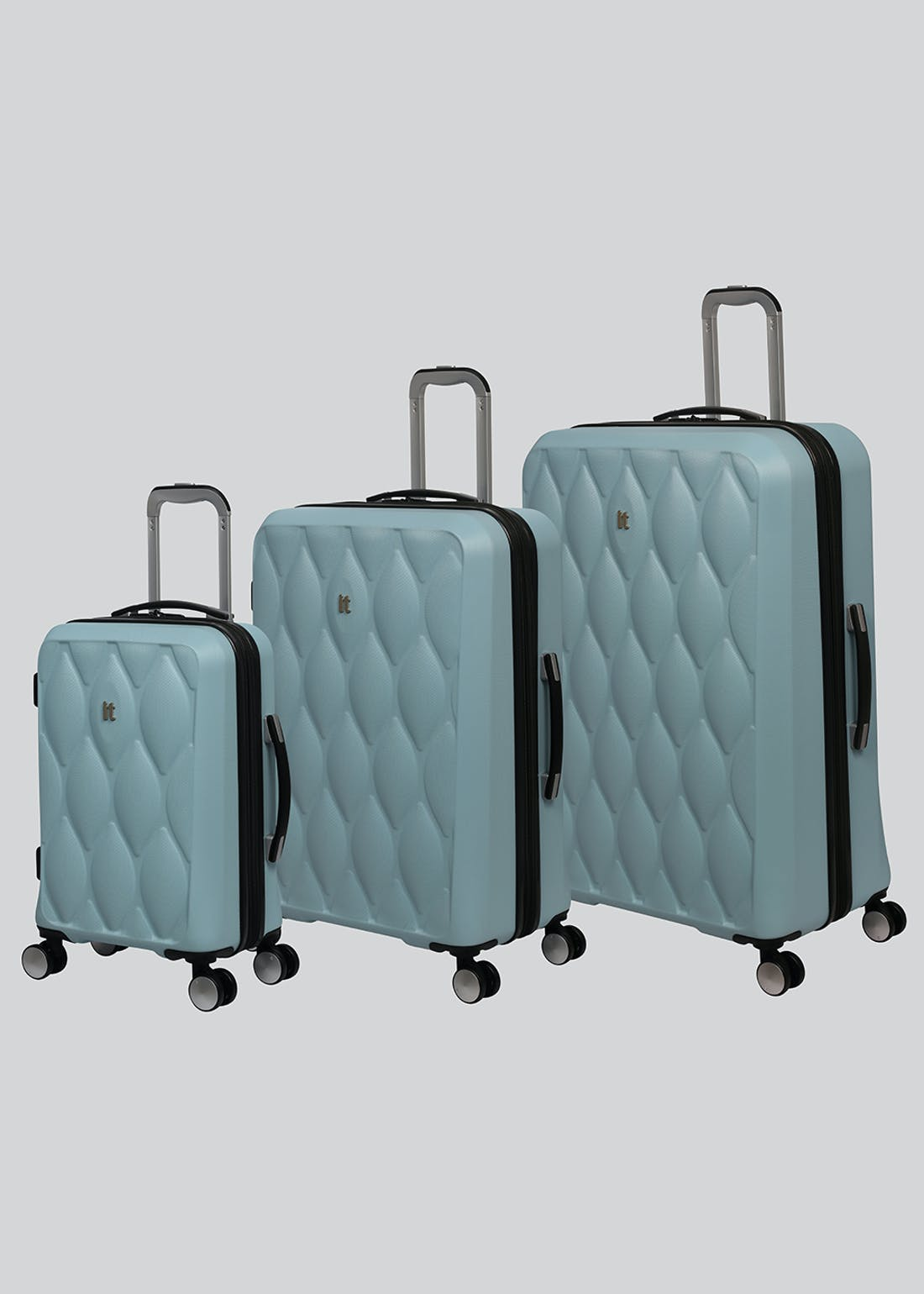 IT Luggage Sorrento Hard Suitcase