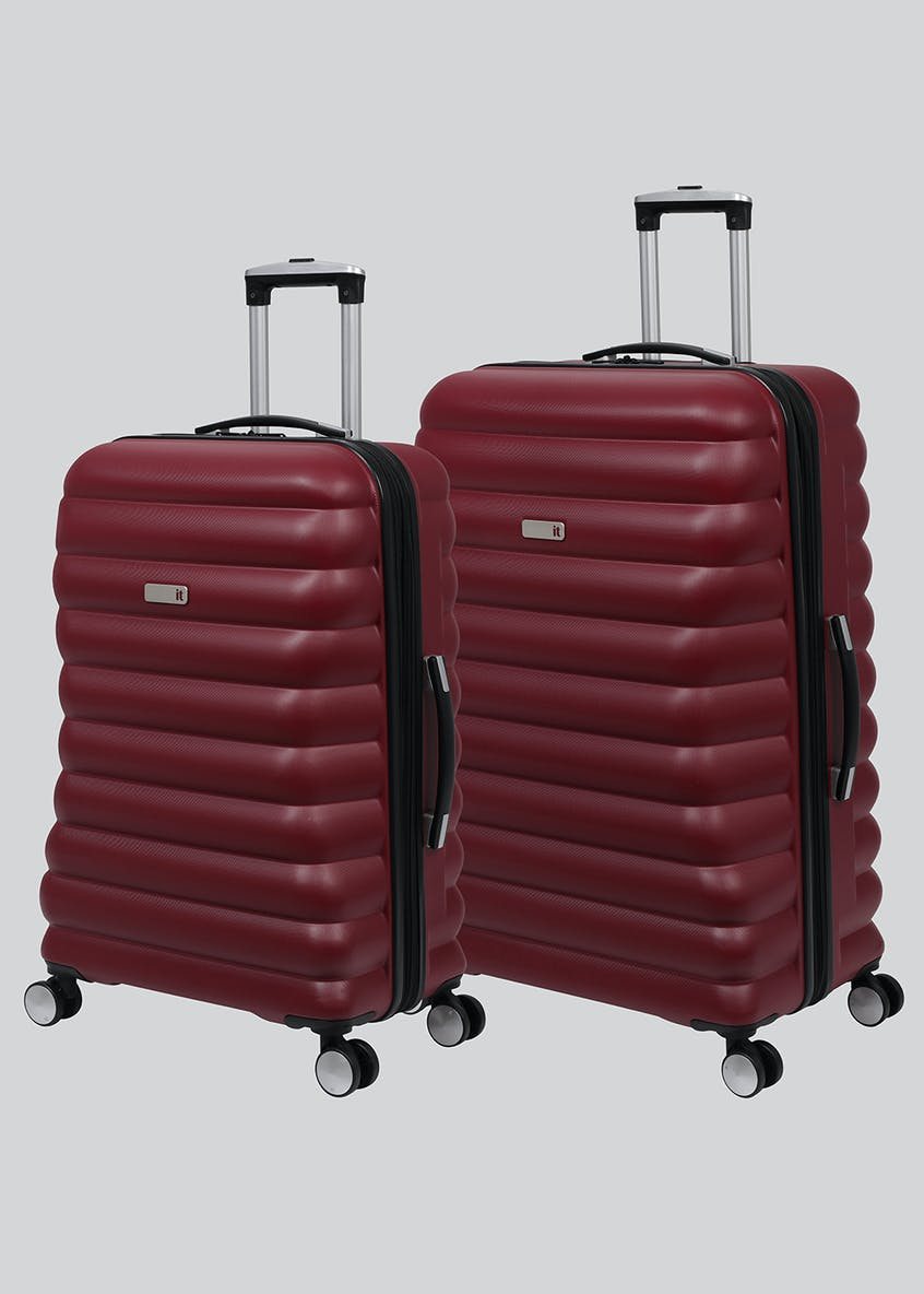 IT Luggage Cloud Dancer Suitcase