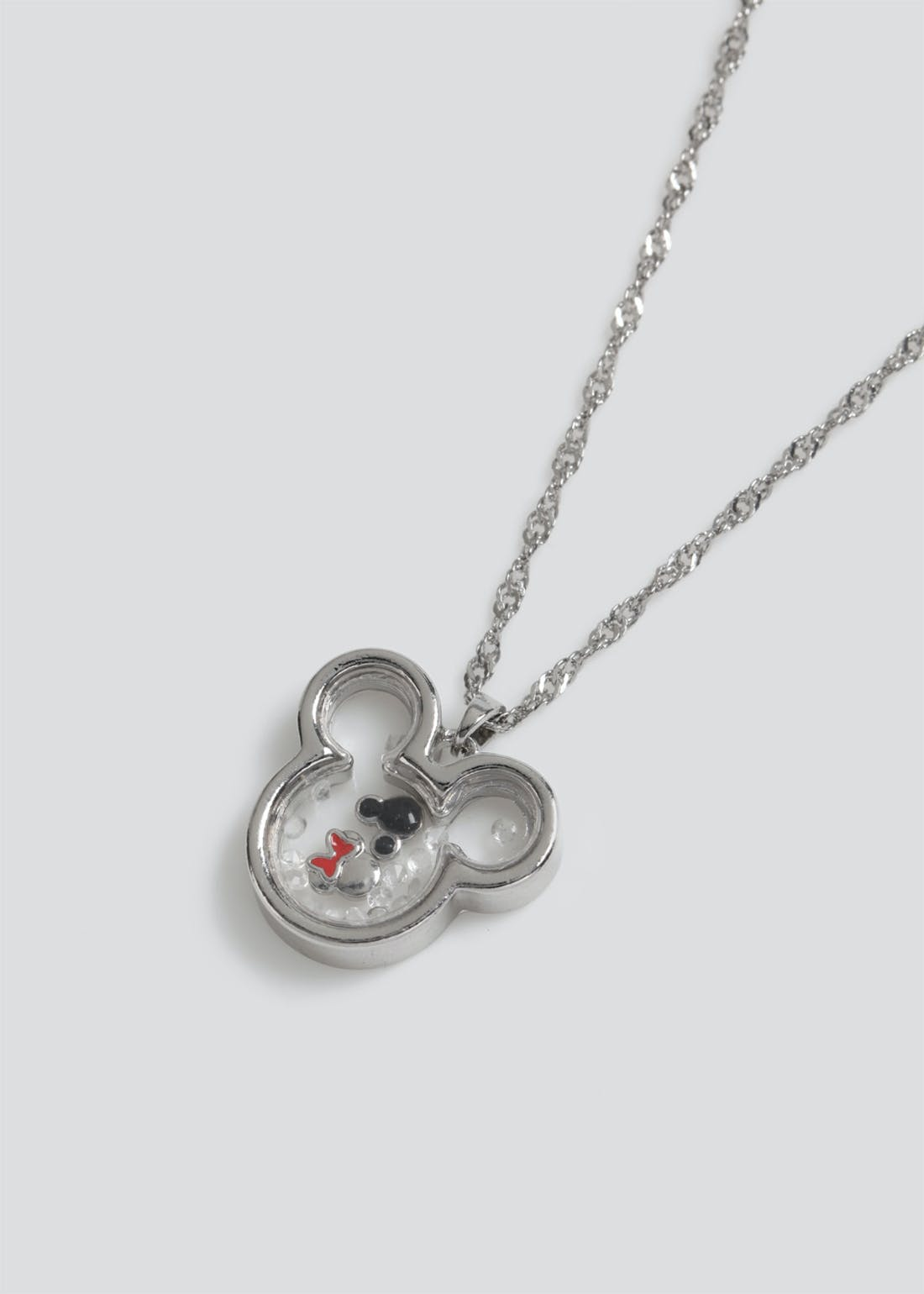 Mickey Mouse Shaker Necklace