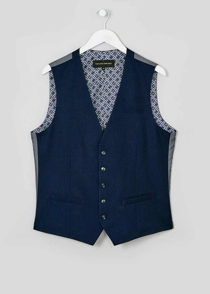 Taylor & Wright Connor Tailored Fit Waistcoat