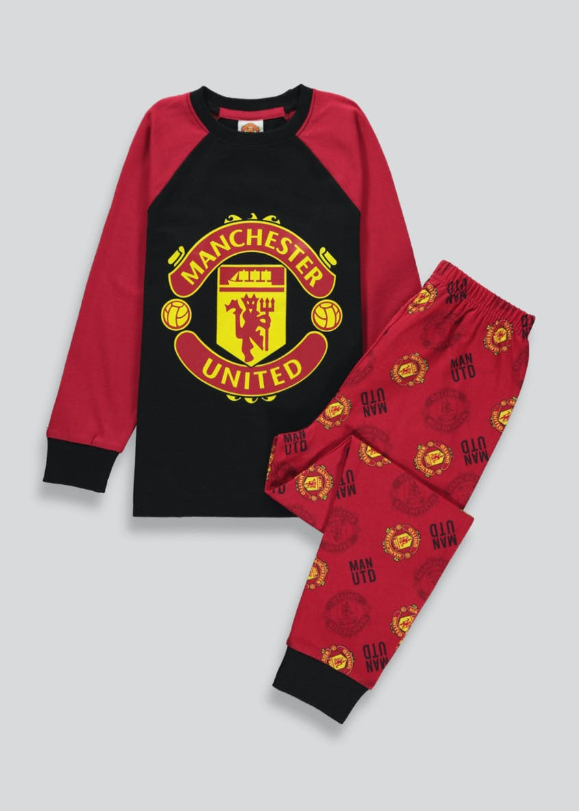 Kids Manchester United Pyjama Set (3-13yrs)