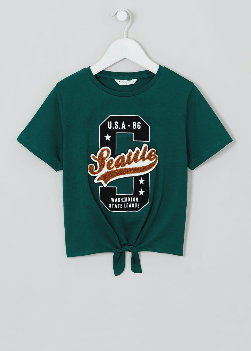 Girls Candy Couture Seattle T-Shirt (9-16yrs)