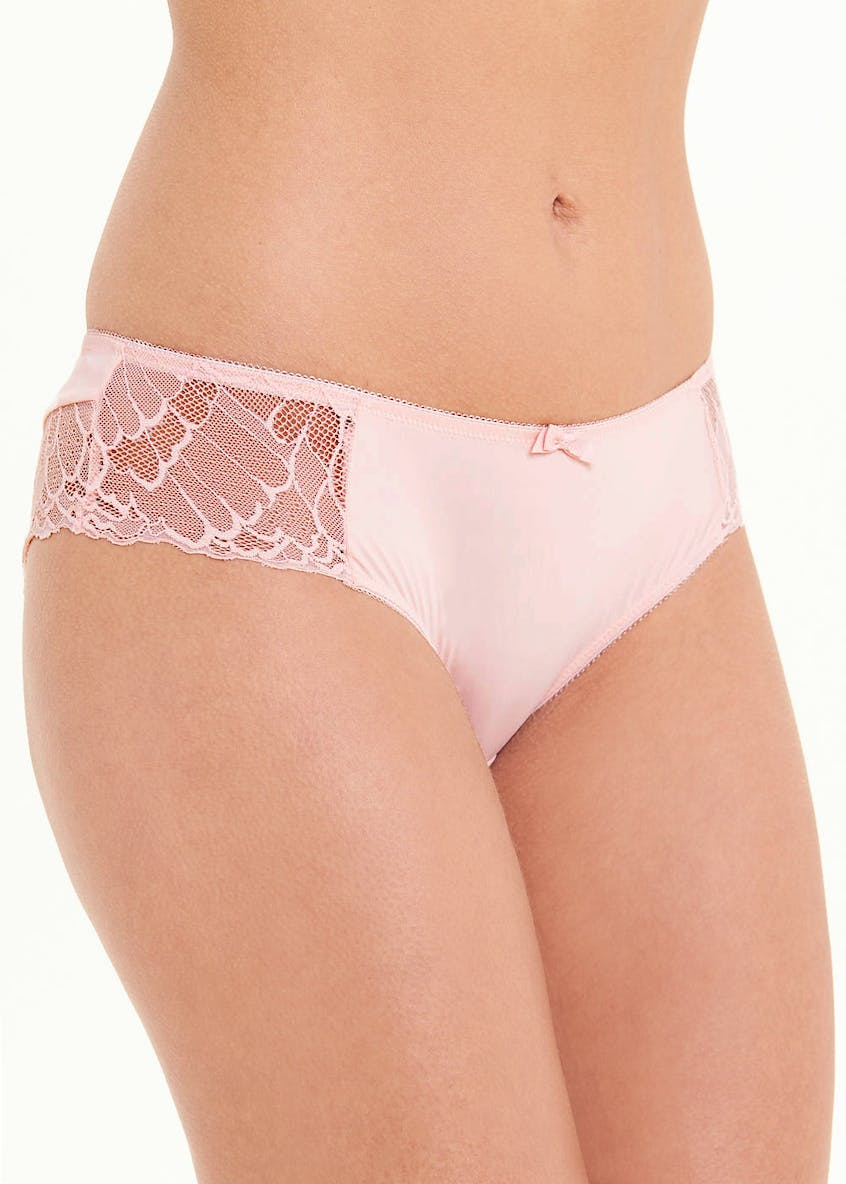 Lace Detail Short Knickers
