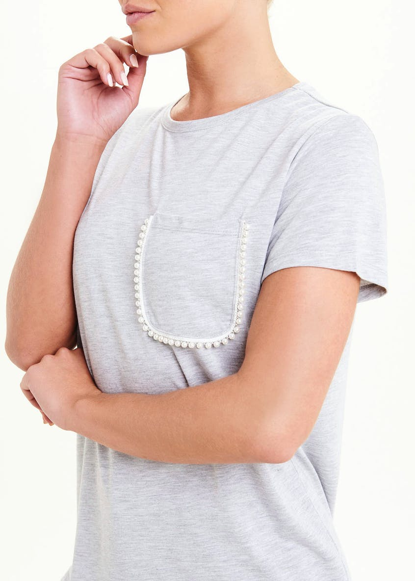Pearl Pocket T-Shirt