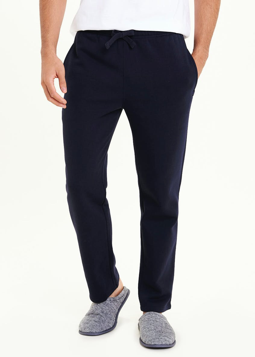 Basic Straight Leg Jogging Bottoms