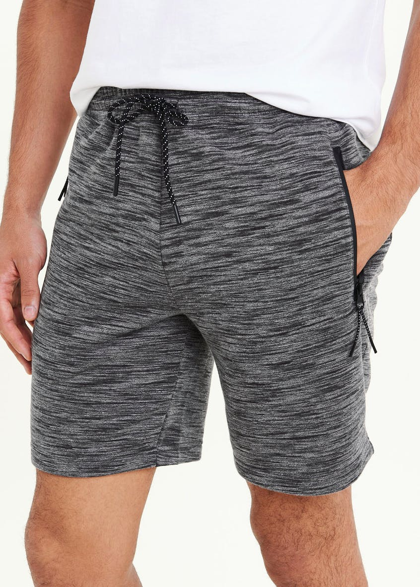 Space Dye Jogging Shorts