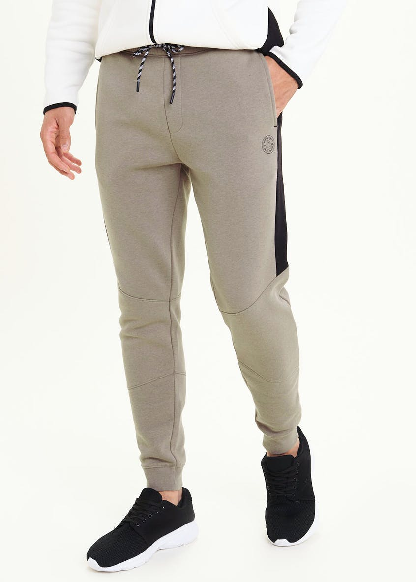 US Athletic Cut & Sew Jogging Bottoms