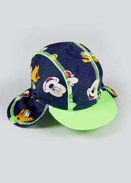 Kids Disney Mickey & Friends Surf Hat (3mths-4yrs)