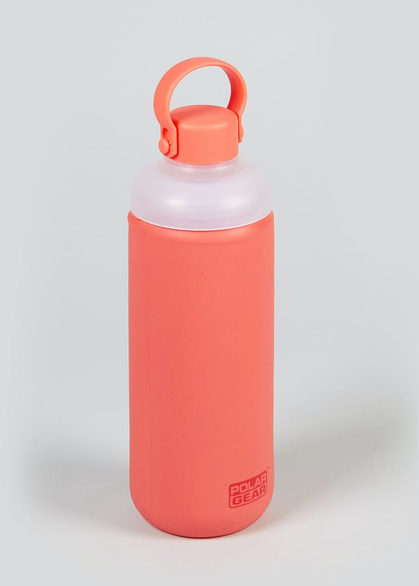 Silicone Sleeve Water Bottle (800ml)