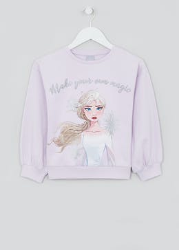 Kids Disney Frozen 2 Sweatshirt (2-9yrs)