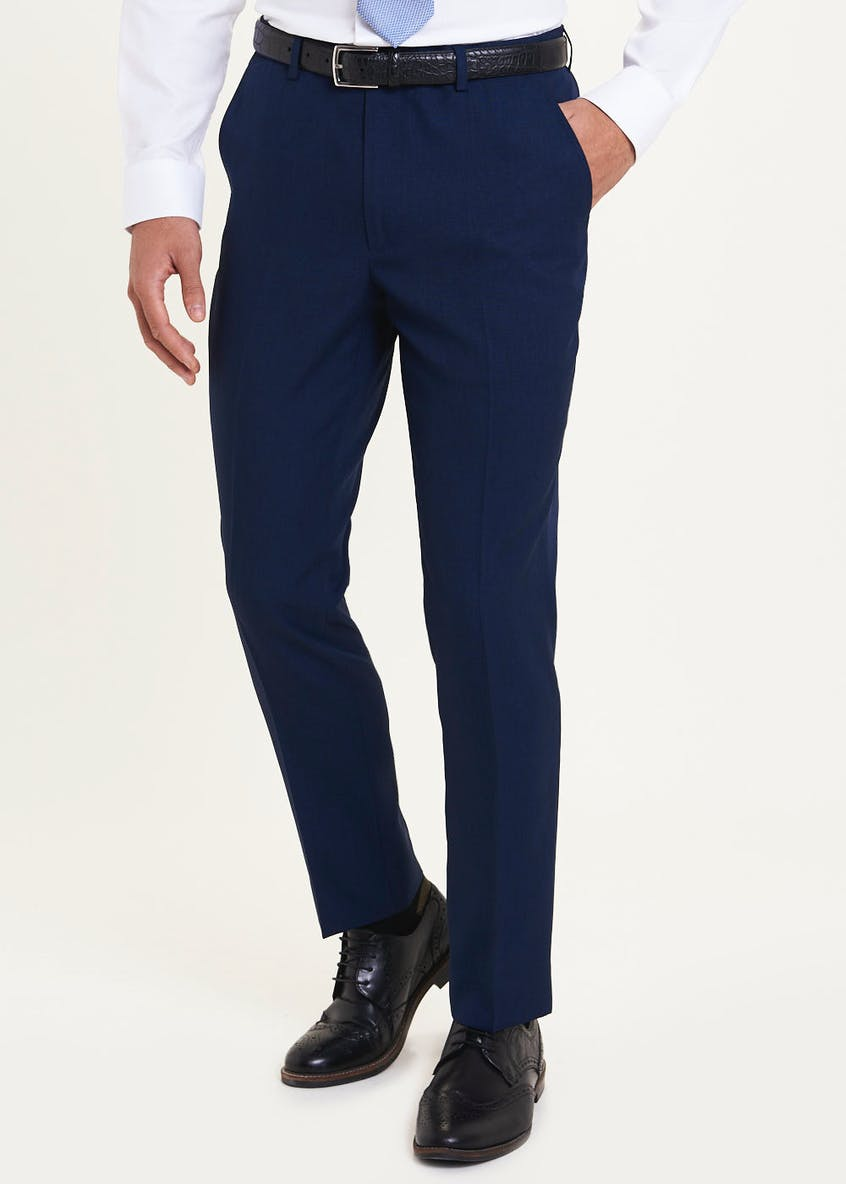 Taylor & Wright Connor Tailored Fit Suit Trousers