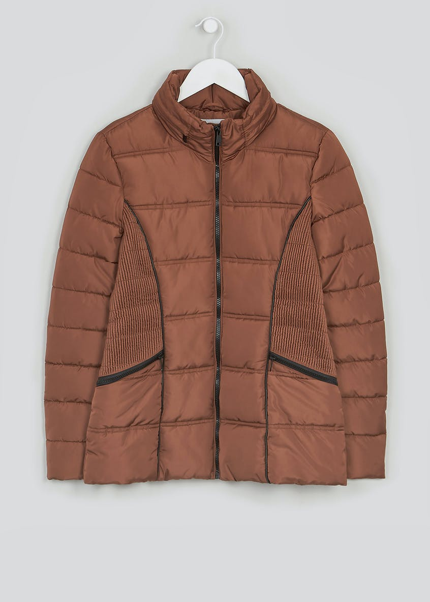 Soon Rust Padded Jacket