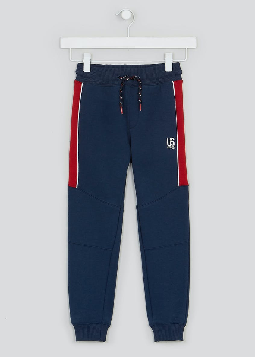 Boys US Athletic Jogging Bottoms (4-13yrs)