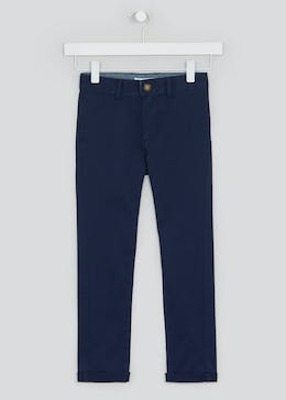 Boys Skinny Stretch Chinos (4-13yrs)