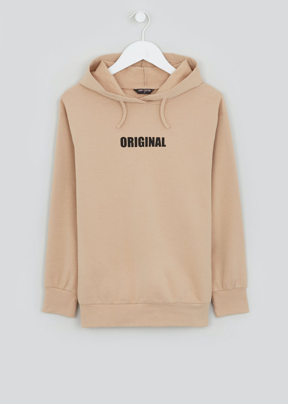 Girls Candy Couture X Oversized Hoodie (9 16yrs) by Matalan
