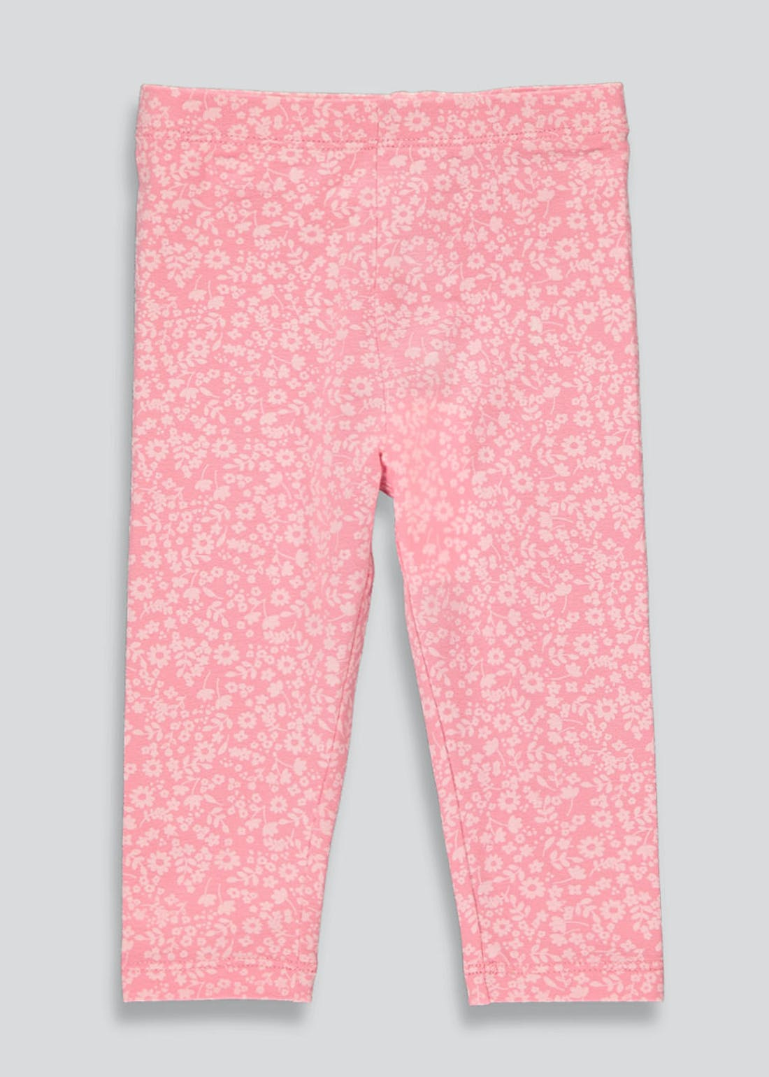 Girls Floral Leggings (9mths-6yrs)